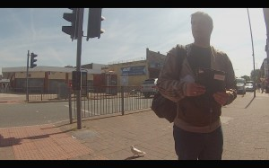 Jay through Go Pro with victor anfield recki