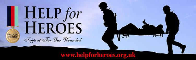 Help for Heroes - Liverpool Veterans